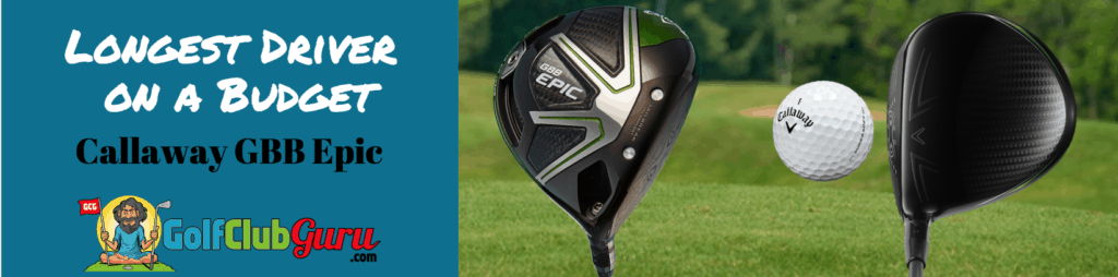 great big bertha epic driver review callaway