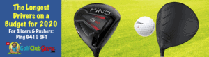 Ping G410 SFT driver review longest on the market