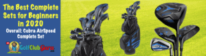 cobra f-max fmax airspeed mens complete set for beginners 2020