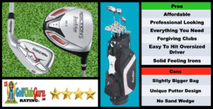 Photos, Review, Ranking, Pros, and Cons of Tour Edge Golf Reaction 3 Complete Set