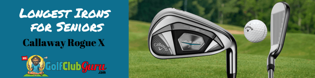 callaway rogue x longest irons 2018 review