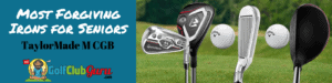 taylormade cgb m irons most forgiving 2018