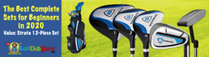 the best complete set of golf clubs for the money