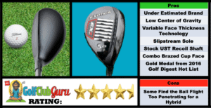 Photos, Review, Ranking, Pros, and Cons of Tour Exotics EX9 Hybrid