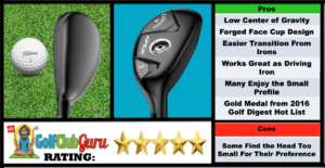 Photos, Review, Ranking, Pros, and Cons of Callaway Apex Hybrid
