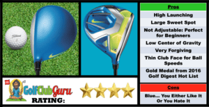 Photos, Review, Ranking, Pros, and Cons of Nike Vapor Fly Driver