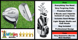 Photos, Review, Ranking, Pros, and Cons of Callaway Women's 2016 Solaire Complete Golf Set