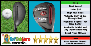 Photos, Review, Ranking, Pros, and Cons of Adams Pro Hybrid