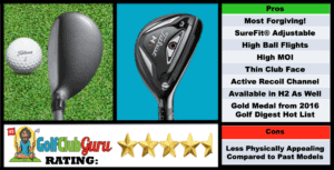 Titleist 816H Hybrid Pros Cons Review