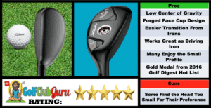 Pros and Cons Callaway Apex Hybrid