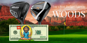 est Budget Fairway 3 Woods Golf
