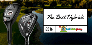 Cover Photo for the Best Golf Hybrids of 2016