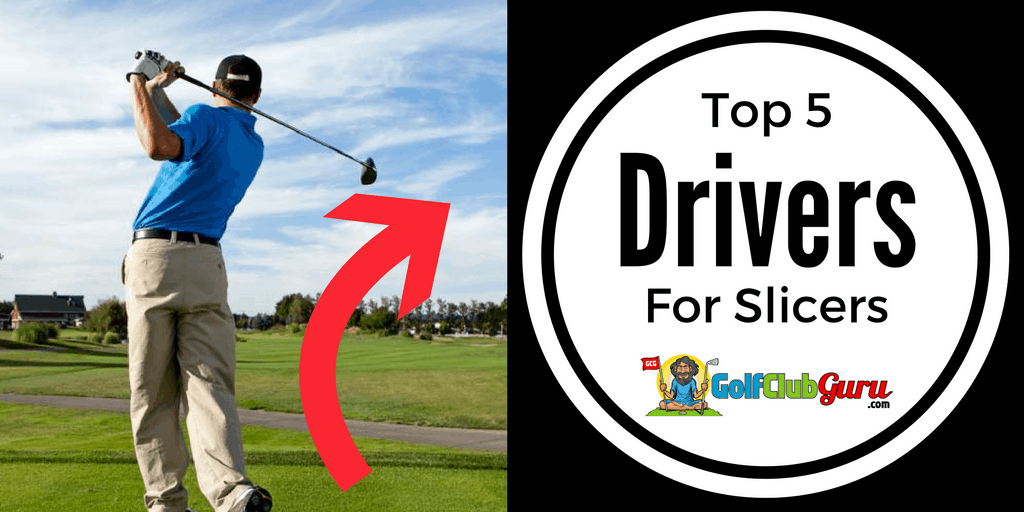 Cover Photo for Best Golf Drivers for Slice