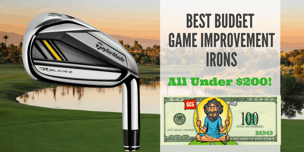 Game Improvement Irons Under $200