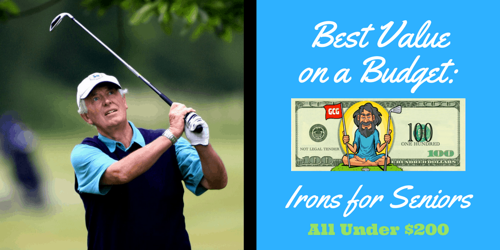 Best Value on a Budget: Combo Iron Sets for Seniors Under $200