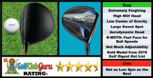Pictures, Ranking, Review, Pros, and Cons of Callaway XR 16 Golf (The Best Budget Beginner Driver)