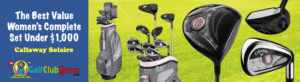 the best value budget golf clubs for women females ladies
