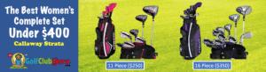 golf clubs for women 2020