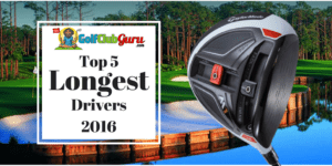 Cover Photo for Top 5 Longest Drivers of 2016