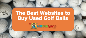 Best Used Golf ball Site