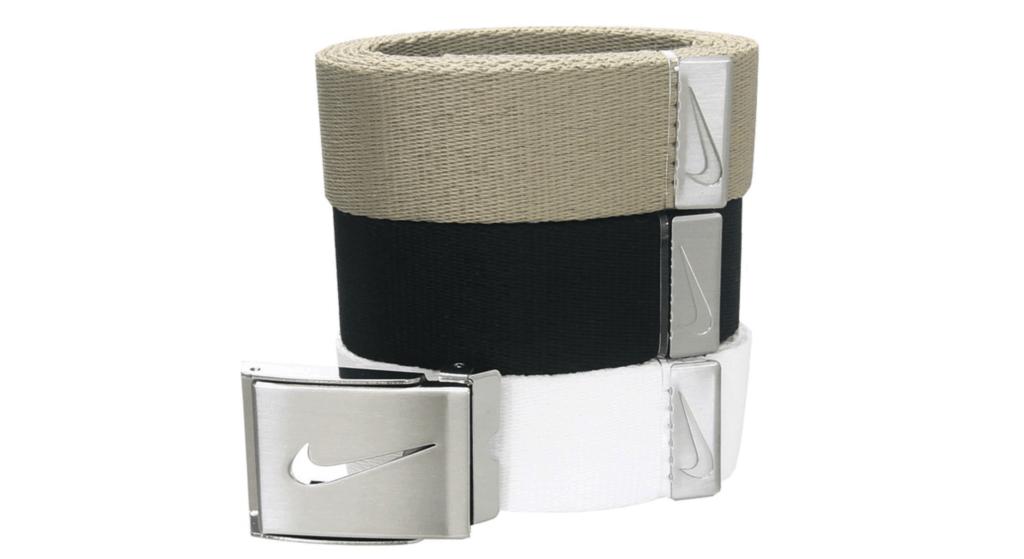 GOlf Belt Present