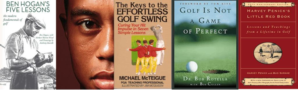 Best Golf Books Ever Written