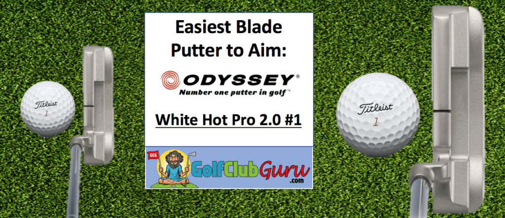 Simple to Align Golf Club