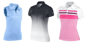 Women's Golf Clothing Gifts