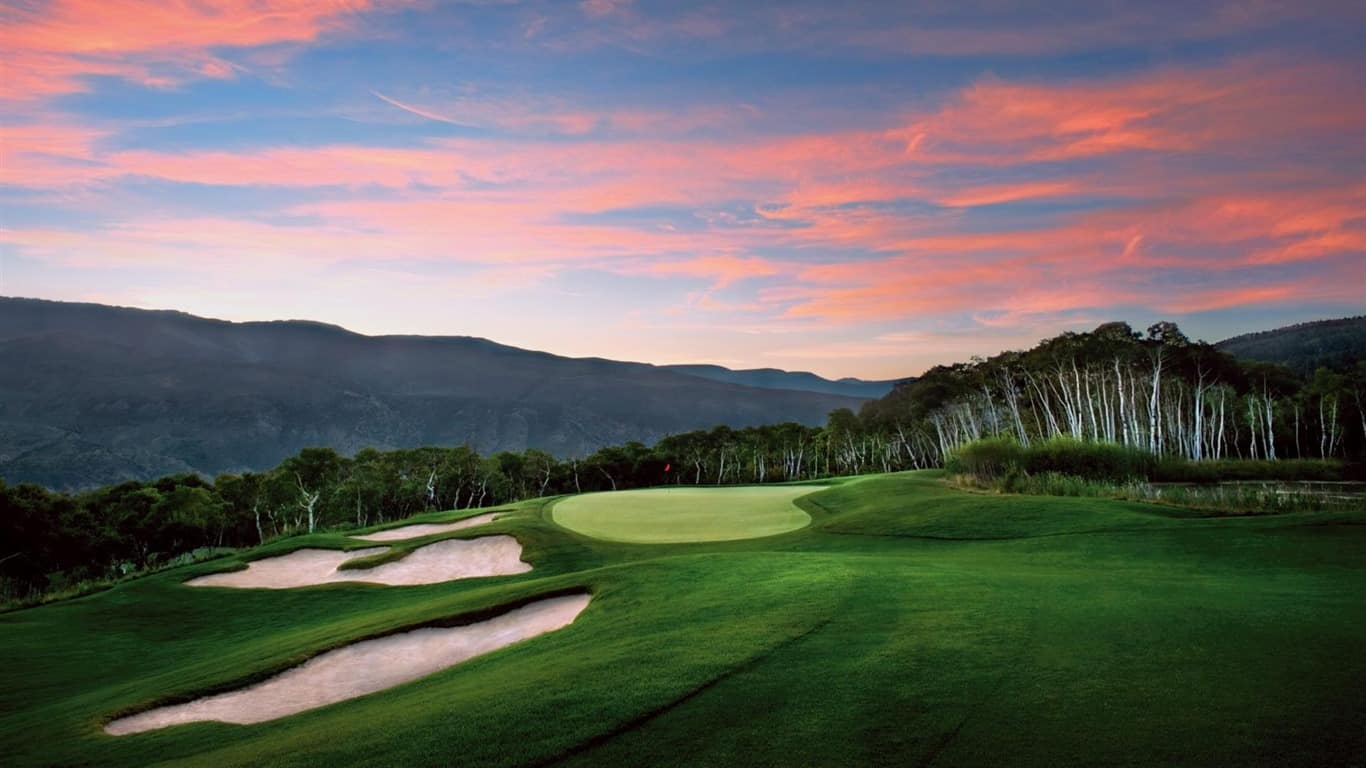8589130443755 Beautiful Golf Courses In The World Wallpaper