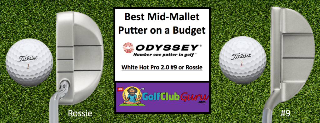 Mid Mallet Putters