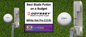 blade golf putters