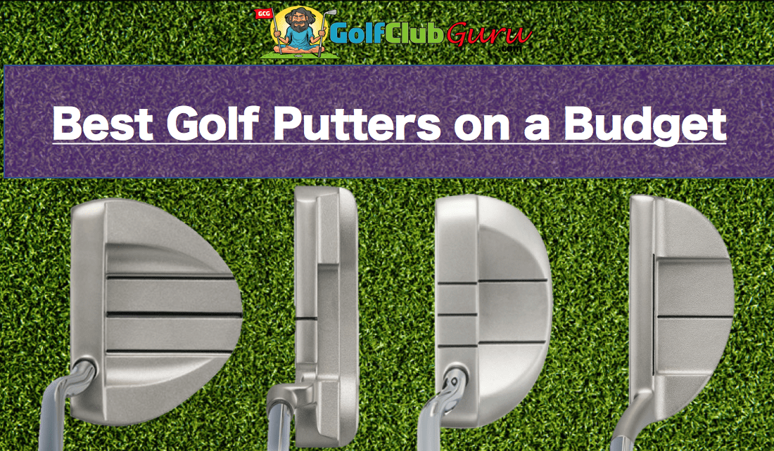 best budget putters value