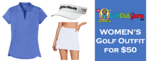 Golf Outfit For Less