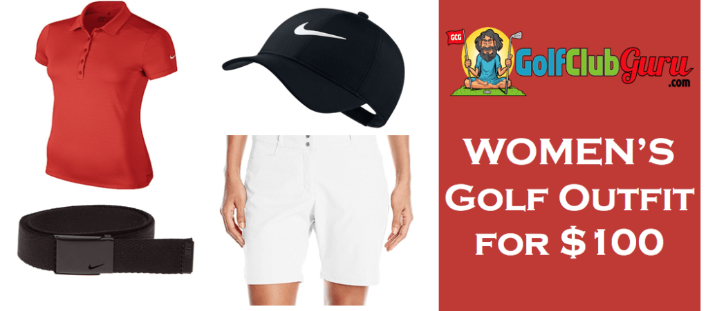 Budget Value Golf Attire