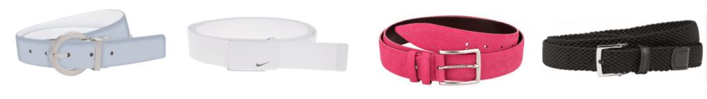 Women Golf Belts