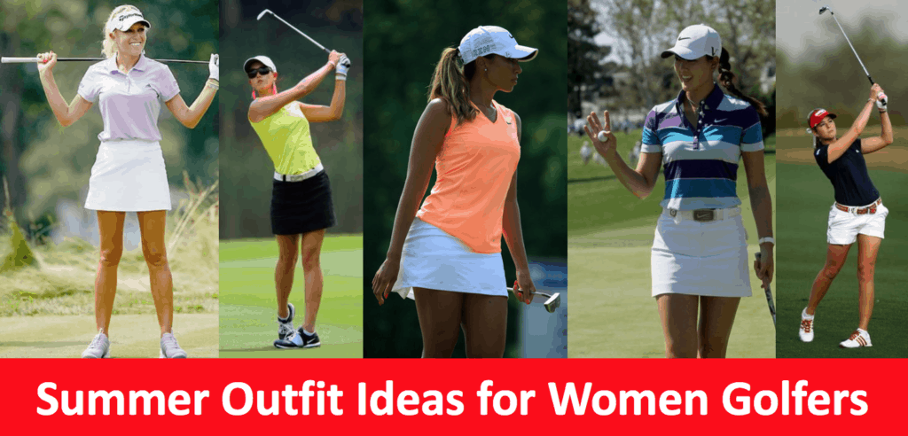 Summer Golf Outfit Ideas