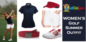 Summer Golf Weather Outfits