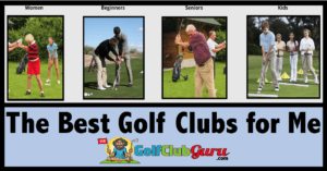 golf equipment for me