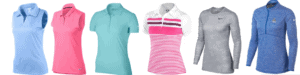 Ladies Tops Polo Shirts