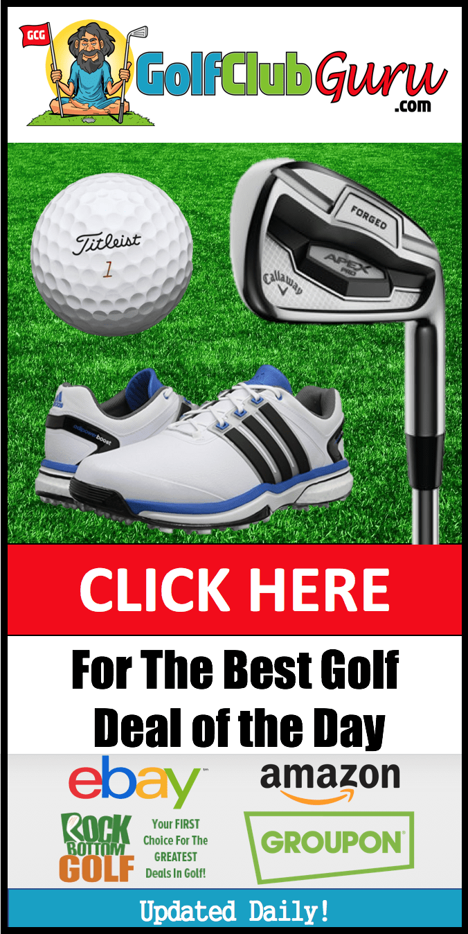 Best Daily Golf Deal
