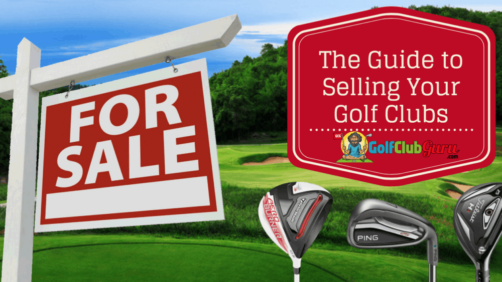 Where to Sell Golf Clubs