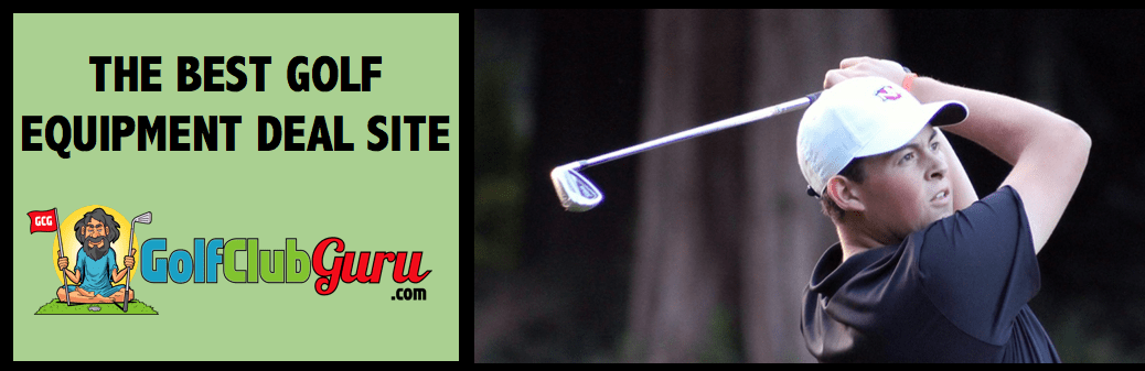 Best golf deals site clubs used equipment