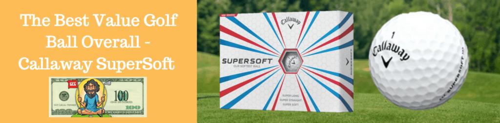 budget golf ball save money