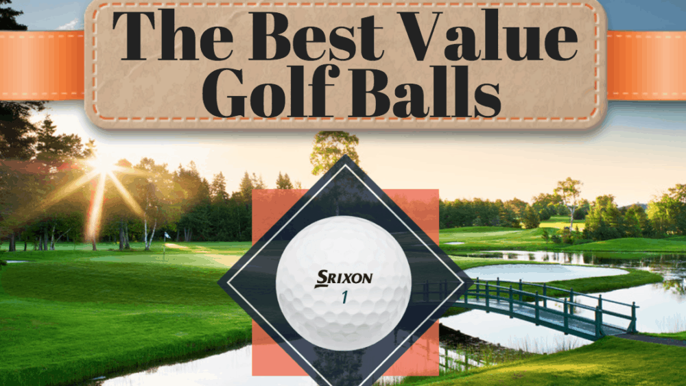 golf balls under value budget