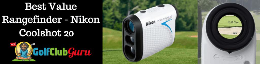 golf gadget distance