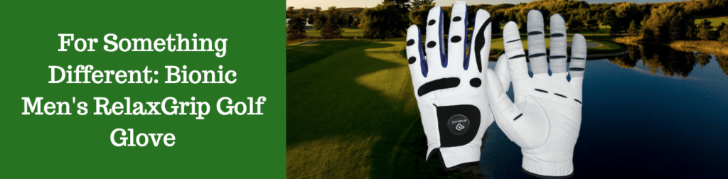 bionic gloves budget golf