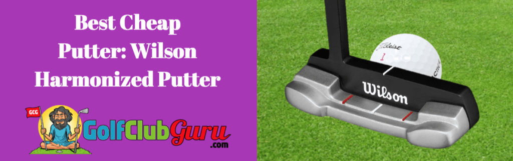 cheap golf putter