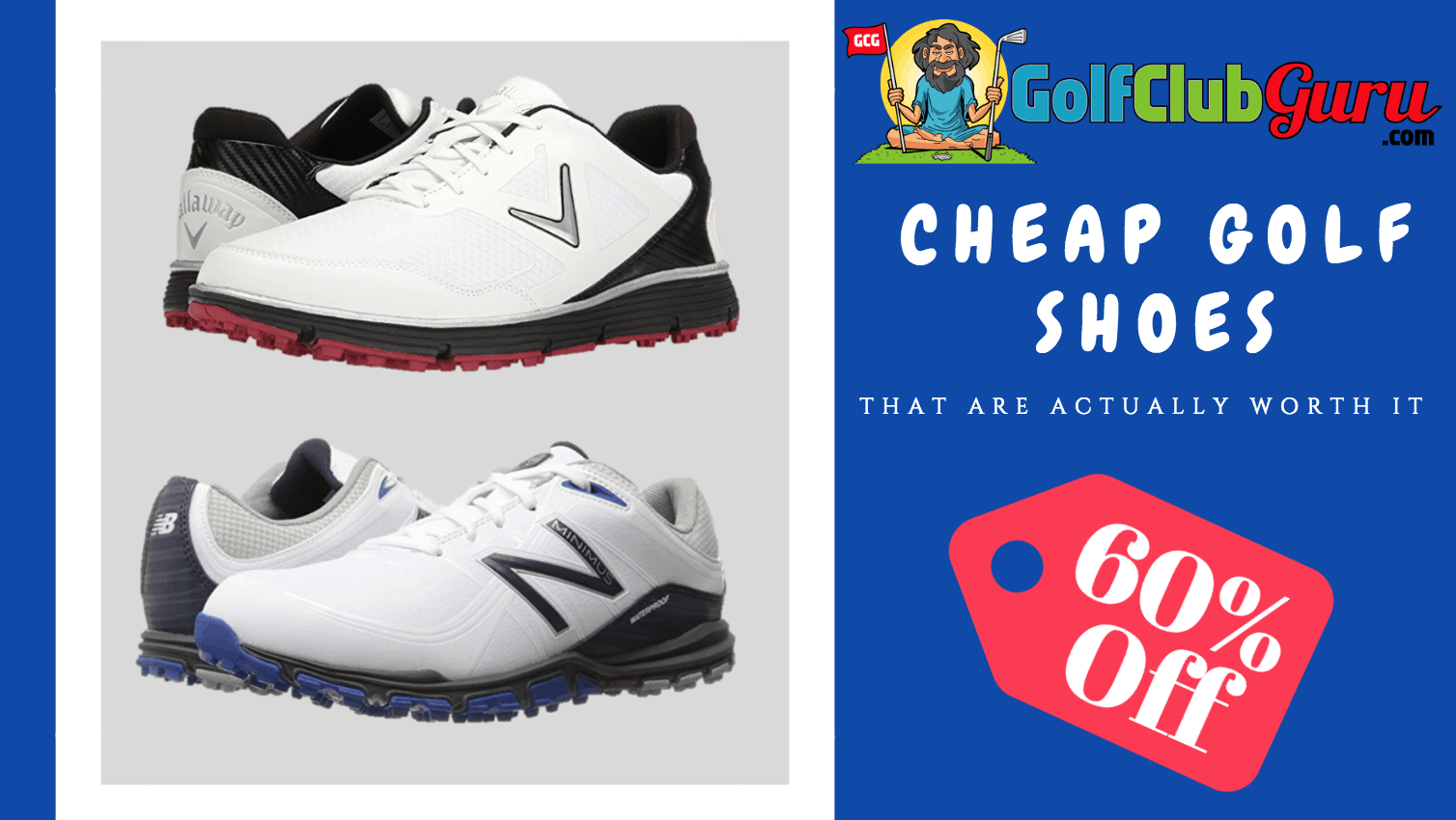 cheapest golf shoes good value budget