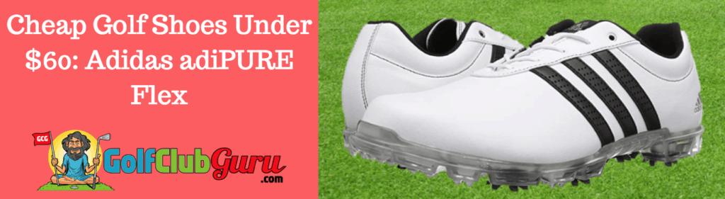 buy cheap golf shoes adipure flex adidas