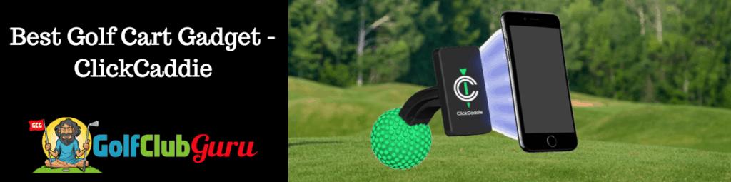 best golf cart accessory